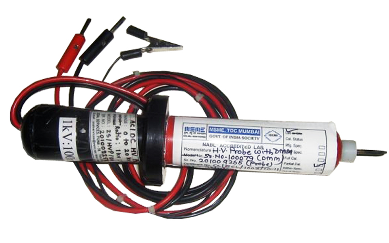 Ac Dc High Current Probe : Ac dc high voltage measurement probes manufacturer