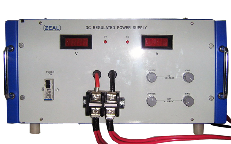 Dc Regulated Power Supply Manufacturer Exporter India