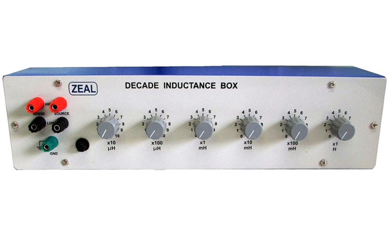 Decade Inductance Boxes