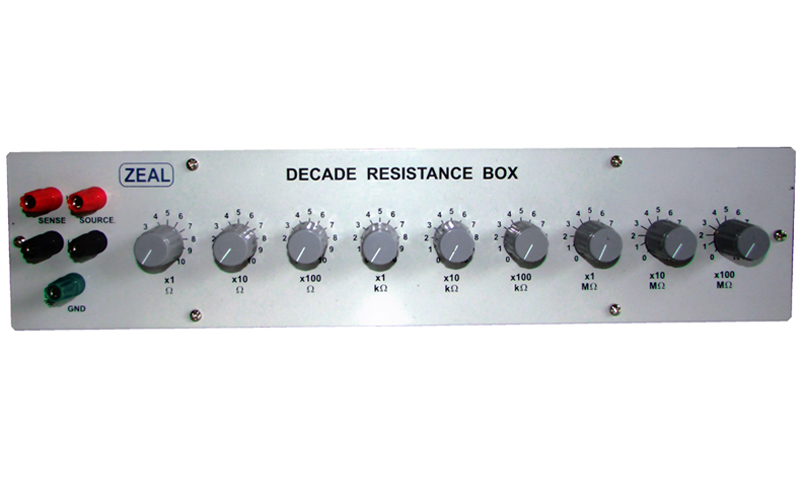 Decade Resistance Boxes
