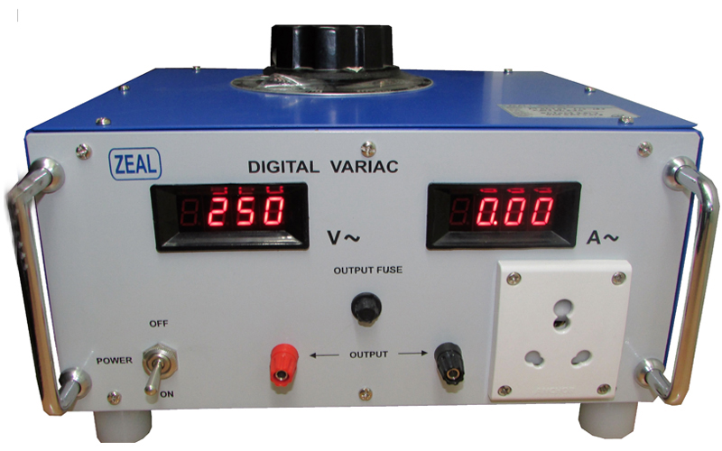 Digital Variac