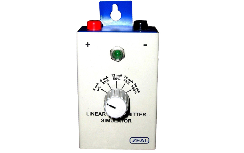 Linear Transmeter Simulater
